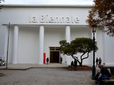 LA BIENNALE D'ART CONTEMPORAIN à VENISE, CÔTE GIARDINI