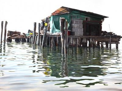 La cabane de pêcheur