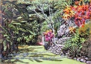 Le jardin de Laurence