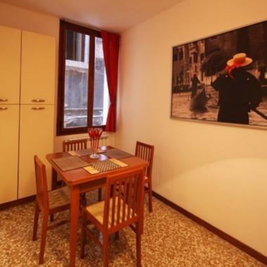 Gondola Rossa house