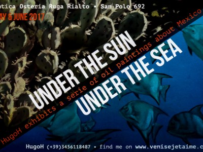 EXPOSITION « UNDER THE SUN – UNDER THE SEA »