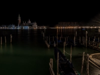 BALADE NOCTURNE À SAN MARCO, VENISE