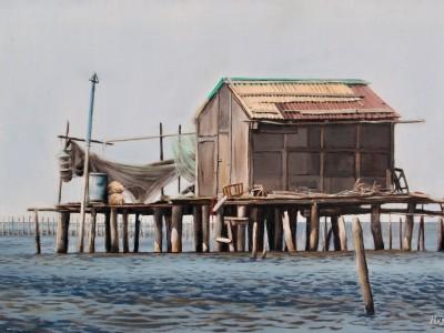 la cabane de pêcheur III