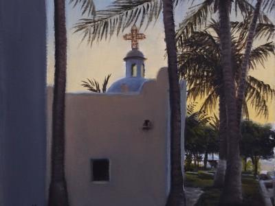 Church of Playa del Carmen
