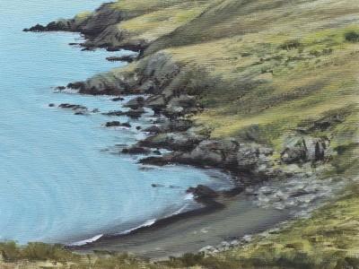 plage de Mirador Cuernos
